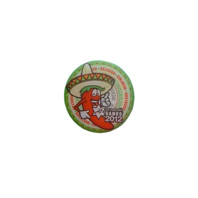 jcc maccabi Games 2012 lapel pin